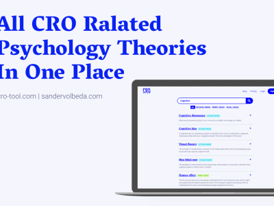 Bad Product CRO-tool search results
